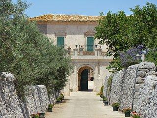 Villa Sortino Trono, Ragusa