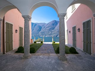 Front line Lake Apartment, Como