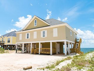 """Beach House"" on Gulf of Mexico 