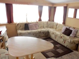 Gold Plus (3) 8 Berth 3 bedroom, Ingoldmells