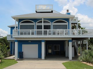 Ocean Front Home with Private Pool on No Drive Beach
