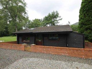 4 Balvaig log cabins, Strathyre