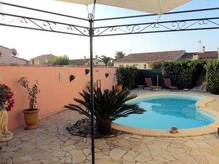 Villa Cocagne, Chambre Provence, Agde
