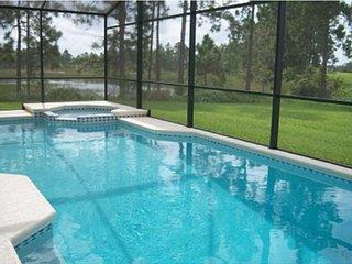 956OCB. Disney Area 6 Bedroom 4 Bath Resort Pool Home