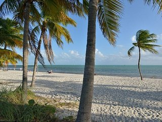 By The Beautiful Sea ~ A Key West Beach Front Condo ~ Weekly Rental