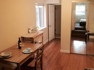Apartment with backyard and parking, San Francisco