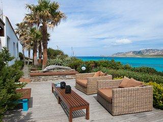 Elegant villa with Great SeaView in Sardinia, Stintino