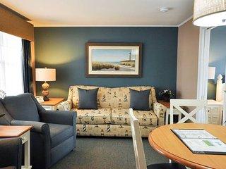Cape Cod 1br Condo at Colonial Acres Resort