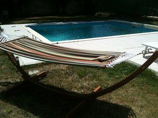 Villa avec piscine, Nyons