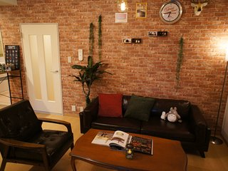 【15mins to Shinjuku】Ghibli&Antique room/3LDK70㎡, Nerima