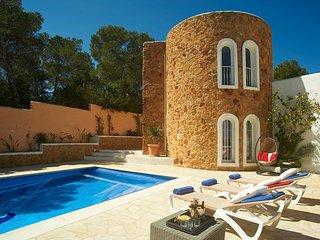 Villa de estilo tradicional en Cala Bassa, Sant Antoni de Portmany
