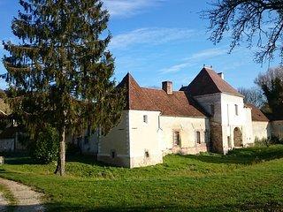 chambres d'hote au chateau des Roises, Estissac