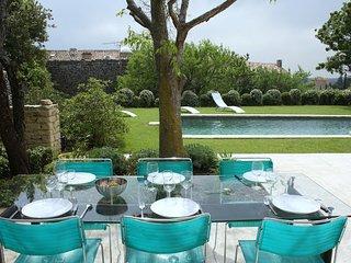Villa Transparence, Gordes