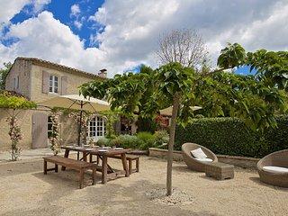 Mas des Iris, Saint-Remy-de-Provence