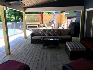 North Indy, 4BD, Heated Pool, Perfect Location, Indianápolis