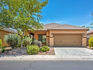 NEW! Stylish 4BR Maricopa House w/TV & Grill