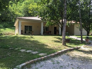 House for rent South-West France, Saint-Antonin Noble Val