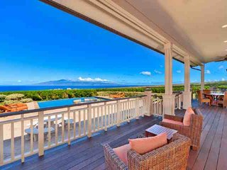 *Rainbow Hale Estate - Sleeps 8 - Kaanapali