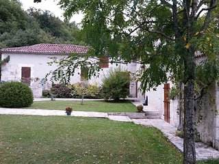 Traditional French farmhouse nr Brantome