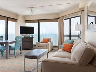 SeaGlass Tower 1 Bedroom Standard City View