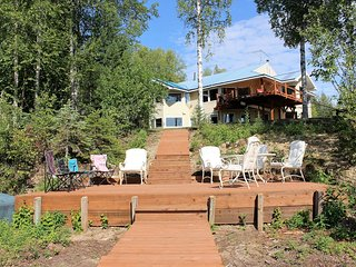 Backcountry Warriors LLC, Entire Lodge Sleeps 20 Willow Alaska