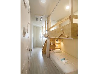 Olle Guesthouse Male Dormitory for 4 people, Seogwipo