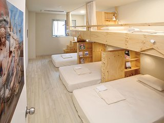 Olle Guesthouse Female Dormitory for 5 people, Seogwipo