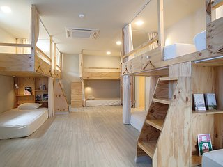 Olle Guesthouse Female Dormitory for 10 people, Seogwipo