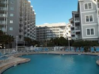 2 Bedroom Condo on Beach Wyndham, Myrtle Beach, SC