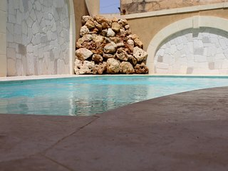 Dar Ta Nina Gorgeous Luxury Villa Pool Aircon WiFi, Xaghra