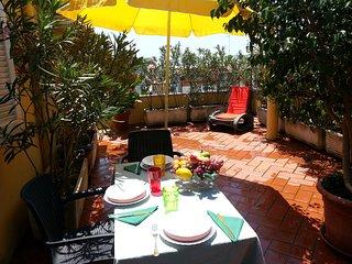 Graziosissimo attico con terrazza, Formia