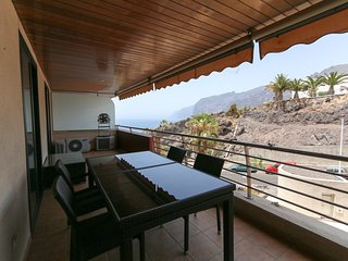 Nice view apartment in Tenerife