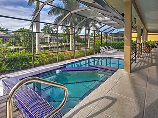 NEW! 5BR Marco Island House w/Private Pool!