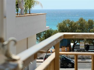 Holiday home in Lido Gallipoli Apulia Salento beach front