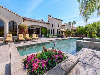 The Villa at Royal St. George PGA West Greg Norman W/Salt Water Pool and Spa, La Quinta
