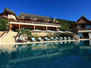 Chaweng 4142 - Luxury Seaview with Chef Service, Bophut