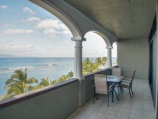 Lahaina Shores Premier Condo 701 SPRING SPECIAL 7th Night FREE and 10% off!