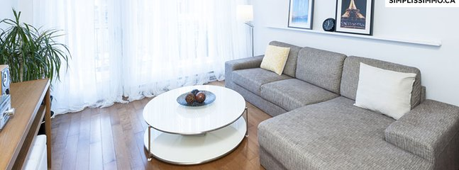 2-Bedroom condo for rent at Pointe St-Charles, Montreal