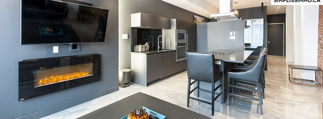 2-Bedroom Accommodation at Milton Parc Hotel, Montreal