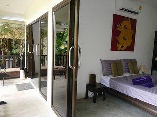 Villa 2ch PARADISE, Piscine, Jacuzzi, Plage à 400m, Chaweng