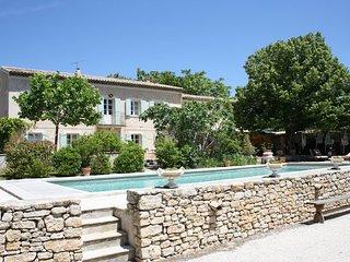Mas de Saint Saturnin, Roussillon