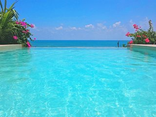 VILLA BLUE HORIZON SRI LANKA with infinity swimming pool, panoramic sea view
