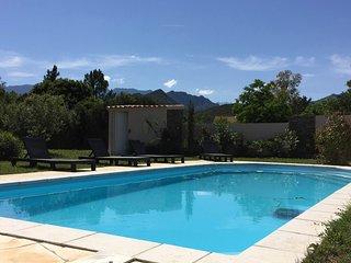 Villas climatisees avec piscine