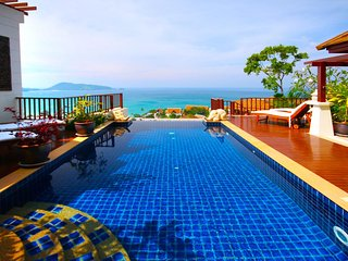 Panoramic Sea View, Beside The Beach - OR11, Patong