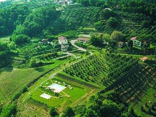 Appartamento con giardino, Montecarlo