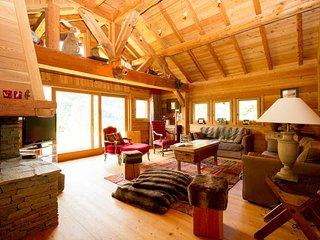Rental Chalet luxury Marmotte 12 peoples à Serre-Chevalier, La Salle les Alpes