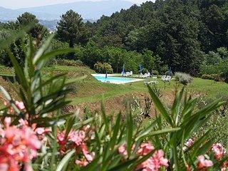 Appartamento e giardino privato e tavolo esterno, Montecarlo