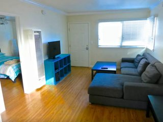 Peaceful and Attractive 1 Bedroom Venice Apartment, Los Ángeles