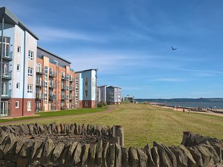 Stylish Coastal Park Apartment, Llanelli