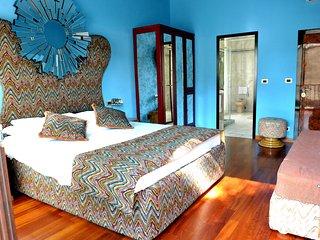 Villa Ricci B&ExclusiveBreakFast New Decò Room, Lido di Venezia